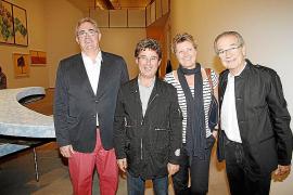 Francesca Thyssen trae a Palma una  muestra del colectivo 'Los Carpinteros'