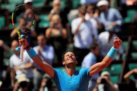 Nadal peleará con Thiem por su undécimo Roland Garros