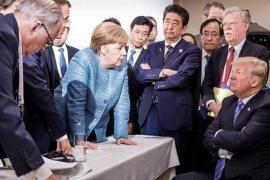 Trump reniega de la declaración conjunta del G-7 tras acusar a Trudeau de ser «deshonesto y débil»