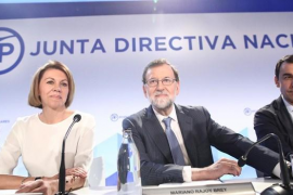 Rajoy pide al que gane que cuente con sus rivales y deja claro que él no ejercerá ningún tipo de tutela