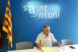Sant Antoni permite dos horas de acceso al casco urbano para carga y descarga
