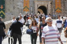 Santa Eulària y Formentera sostienen el nivel de ocupación de mayo en las Pitiusas
