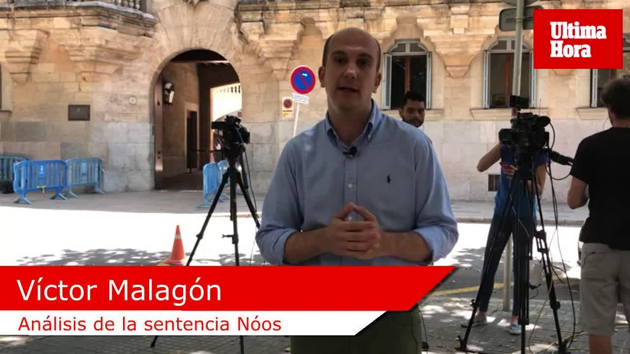 Víctor Malagón analiza la sentencia del caso Nóos