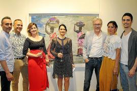 Maraver presenta su obra en Rialto Living