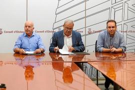 Sant Antoni recibirá del Consell d'Eivissa 1,5 millones para su plan estratégico