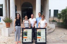 El Consell de Mallorca entrega tres compostadores y más de 750 cubos de separación de materia orgánica