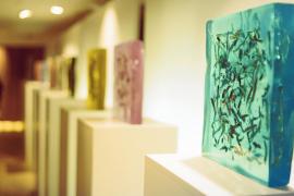 La exposición 'Posidonia' impregna el OD Talamanca hasta fin de mes