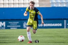 Ignacio López firma por la Peña Deportiva