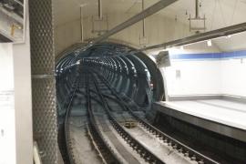Un 'ángel de la guarda' en el metro de Madrid