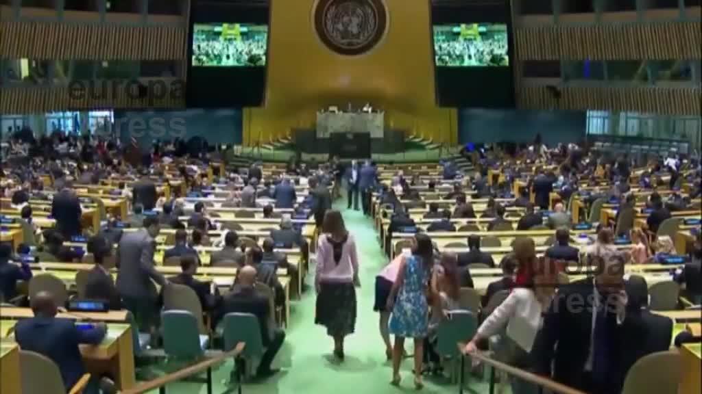 La Asamblea General de la ONU condena a Israel por un uso excesivo de la fuerza contra los palestinos
