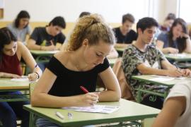 Un 86% de los estudiantes de Ibiza aprueba la Selectividad en junio
