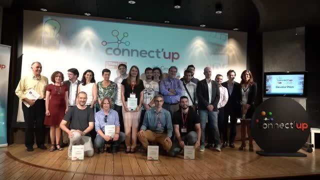 Los bioplásticos, premio a la innovación balear en Connect'Up