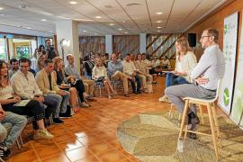 Maroto: «No queremos para España lo que viven los baleares con el Govern de Armengol»