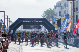 La Vuelta a Ibiza sueña con un prólogo en Dalt Vila