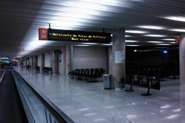 Los interinos del aeropuerto de Palma trasladan al comité de empresa una propuesta de huelga