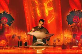 'Sublimotion', un espectáculo gastronómico brutal al alcance de muy pocos privilegiados