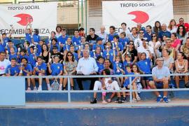 La fiesta del Tenis Club Ibiza