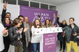Los militantes de Podemos eligen a los secretarios generales municipales