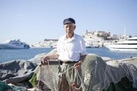 Antonio 'Rompescotas': «Ahora se pesca dinero. Antes un kilo de pescado no valía nada»