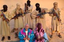 El rehén italiano de Al Qaeda apela a la «generosidad» de Berlusconi