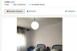 La media de los pisos de una habitación en Ibiza es de 1.700 euros en verano
