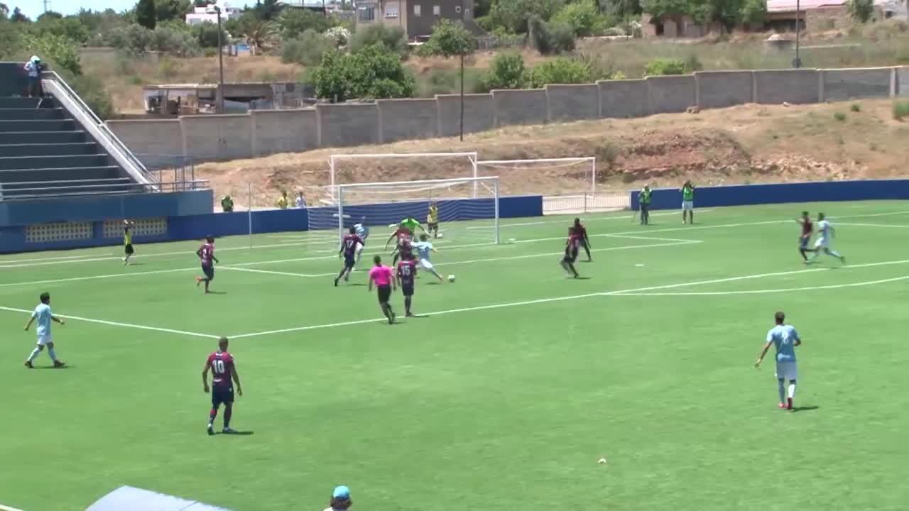 Vídeo | Golazo de Diego Gregori con la UD Ibiza en el minuto 94