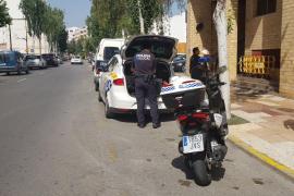 Detenido en Ibiza un hombre de 60 años por un delito de violencia de género
