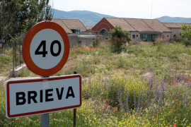 El alcalde de Brieva tras conocer el ingreso de Urdangarin: «La que se nos viene encima»