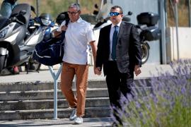 Diego Torres ingresa en Brians 2 para cumplir cinco años de condena por el caso Nóos
