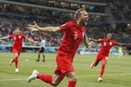 Un doblete de Kane le da a Inglaterra la victoria ante Túnez