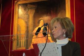 Teresa Fernández de la Vega, presidenta del Consejo de Estado