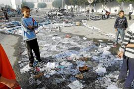 Toque de queda en la ciudad tunecina cuna de la Primavera Árabe