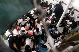 La OIM eleva a 857 los migrantes muertos este año en el Mediterráneo
