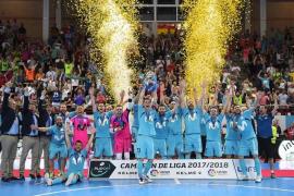 Movistar Inter hace historia en el fútbol sala nacional