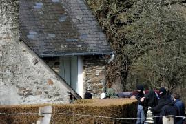 Detenidos en Francia el jefe militar de ETA y dos miembros de la banda