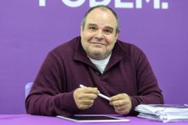 Aitor Morrás, nuevo secretario general de Podemos en Vila