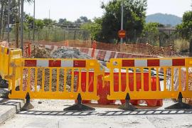Abaqua prevé restablecer el tráfico en Cala de Bou a finales de junio