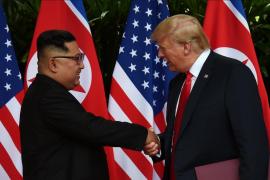 Corea del Norte entrega a EEUU los restos mortales de más de 200 militares de la guerra de Corea