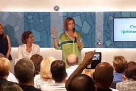 Cospedal avisa a Torra que no acabará con España como tampoco lo logró ETA