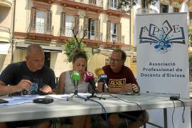La Asociación de Docentes de Ibiza critica la falta de avances en Educación