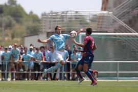 La UD Ibiza pierde en la tanda de penaltis (4-3) contra el Atlético Levante y se mantiene en Tercera División
