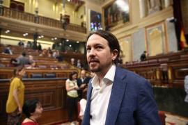 Pablo Iglesias defiende legalizar la marihuana en España