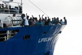 """Ábalos dice que España no tiene que """"convertirse en el Salvamento Marítimo de toda Europa"""""""