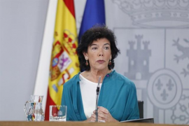 La Fiscalía recuerda al Gobierno que la tutela de las víctimas está garantizada con su intervención