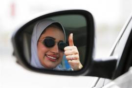 Al menos 120.000 mujeres se han inscrito para obtener el carné de conducir en Arabia Saudí