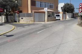 Muere un motorista tras chocar contra una furgoneta en Ibiza