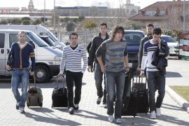 España se concentra en Las Rozas para  preparar el amistoso del miércoles ante Francia