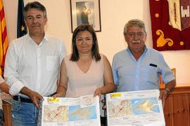 El tráfico pesado quedará restringido en Consell y Santa Maria antes de 2020