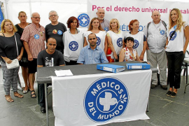 Balears ya ha devuelto la asistencia sanitaria a 13.462 'sin papeles'
