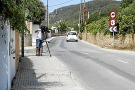 Libertad con cargos para el conductor que arrolló mortalmente a un motorista en Ibiza